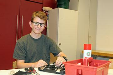 Gebäudefachwerker in Ausbildung