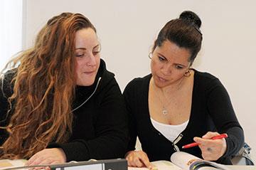 Das Angebot der beruflichen Weiterbildung umfasst auch eine Umschulung zum/zur Hauswirtschafter/in.