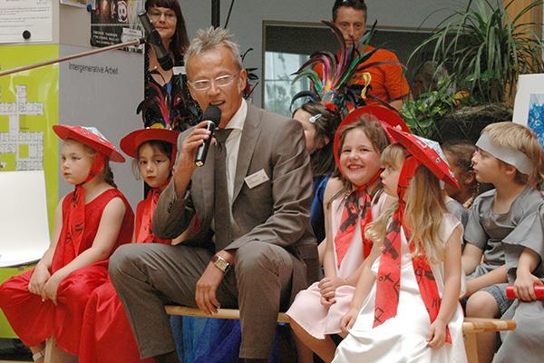 Vorstand des Anna Haag Mehrgenerationenhauses ist Jörg Schnatterer.