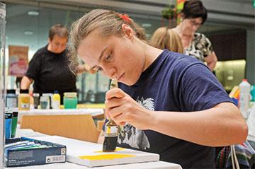 Geldauflagen ermöglichen zusätzliche Angebote im Anna Haag Mehrgenerationenhaus