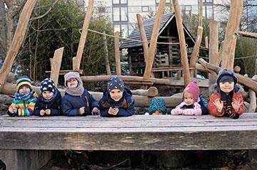 Eine Schnekung oder ein (Teil-) Erbe zugunsten des Anna Haag Mehrgenerationenhauses unterstützt nachfolgende Generationen.